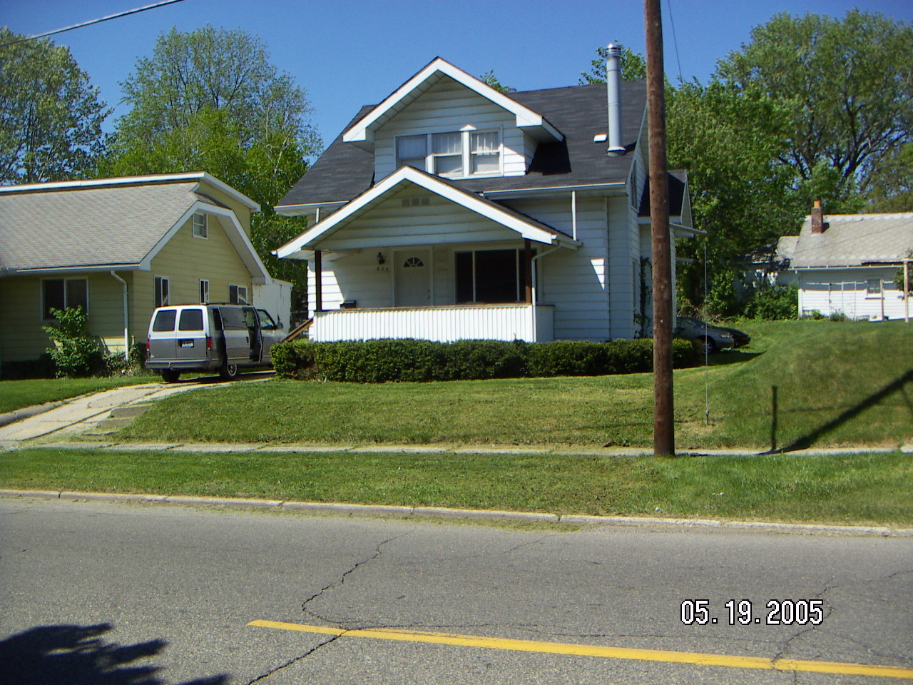 My first house and rental property
